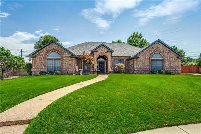 Keller Single Family Home Active Option Contract: 792 Blue Quail Road