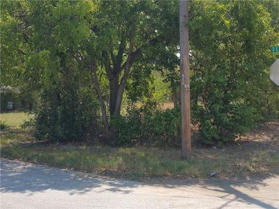 Mineral Wells Residential Lots & Land For Sale: 606 SE 17th Street