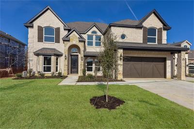 Denton Single Family Home For Sale: 7605 Castle Pines Lane