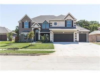Corinth Single Family Home For Sale: 1604 Bonanza Lane