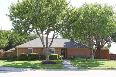 Carrollton Single Family Home Active Option Contract: 2148 Tiburon