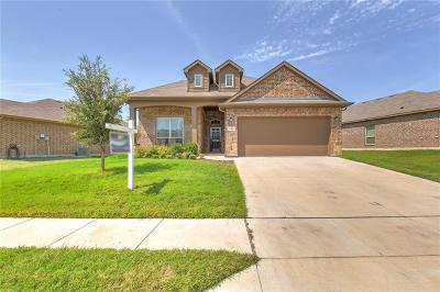 Single Family Home For Sale: 501 Delgany Trail