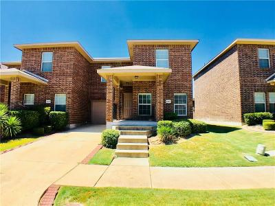 Mesquite Townhouse For Sale: 2217 Stonebrook Lane