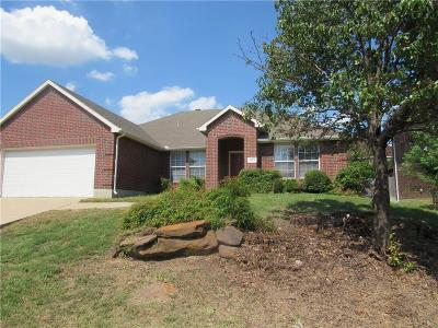 Denton Single Family Home For Sale: 1609 Buena Vista Drive