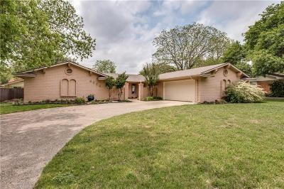 Benbrook Single Family Home For Sale: 4004 Sundown Drive