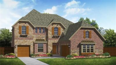 Fort Worth Single Family Home For Sale: 9809 Croswell