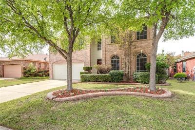 Saginaw Single Family Home For Sale: 1072 Pullman Drive
