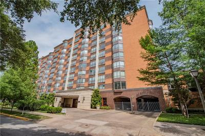 Highland Park, University Park Condo For Sale: 4242 Lomo Alto Drive #N51