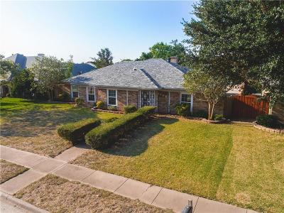 University Estates Single Family Home For Sale: 1706 Rainbow Drive