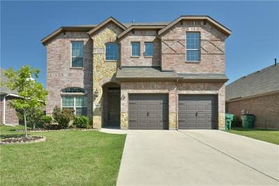 Fate Single Family Home Active Option Contract: 294 Blackhaw Drive
