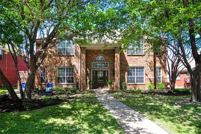 Coppell Single Family Home Active Contingent: 484 Halifax Drive