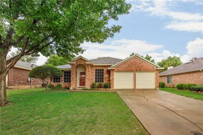 Mckinney Single Family Home For Sale: 1032 Ridgecrest Drive