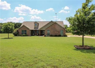 Weatherford Single Family Home Active Option Contract: 141 Westend Lane
