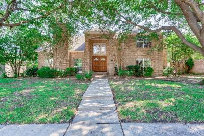 Allen Single Family Home Active Option Contract: 811 Ridgemont Drive