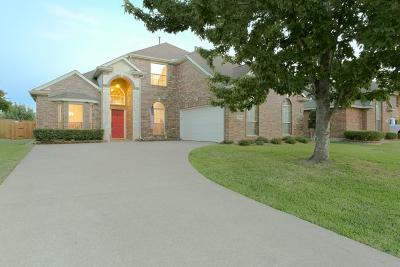 Rowlett Single Family Home Active Option Contract: 7906 Saint Fillans Lane