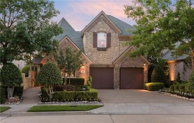Frisco Single Family Home For Sale: 4680 Venetian Way