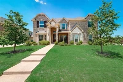 Cedar Hill Single Family Home Active Option Contract: 906 Hidden Lakes Drive