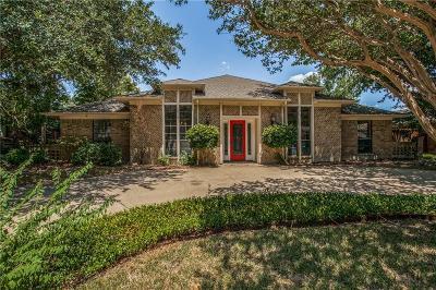 Richardson Single Family Home Active Option Contract: 625 Harvest Glen Drive