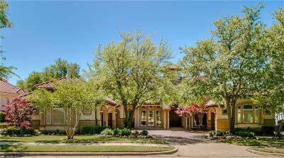Frisco Single Family Home For Sale: 5 Savannah Ridge Drive