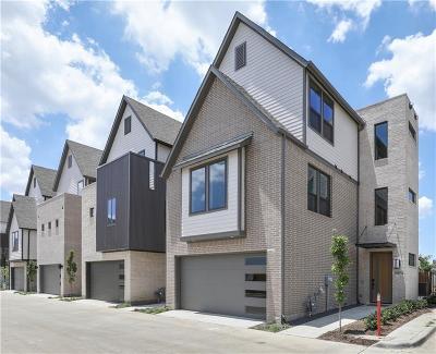 Richardson Single Family Home For Sale: 3473 Market Row