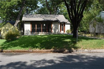 Dallas, Fort Worth Single Family Home For Sale: 1136 Haines Avenue
