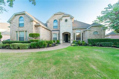 Southlake Single Family Home For Sale: 906 Aaron Way