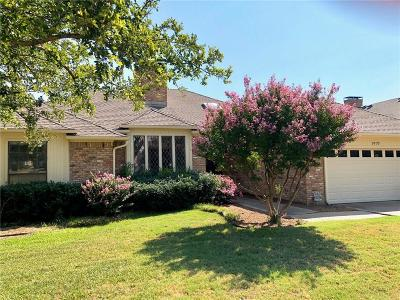Dallas Single Family Home For Sale: 3923 Fairlakes Drive
