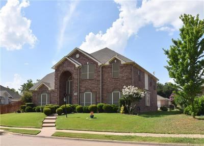 Grand Prairie Single Family Home For Sale: 2816 Olympia Drive