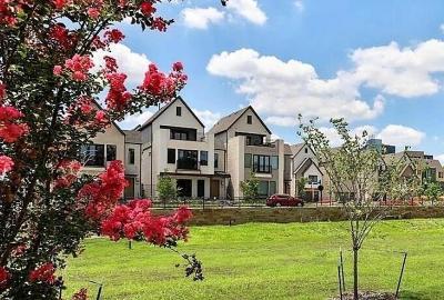 Richardson Single Family Home For Sale: 3465 Market Row
