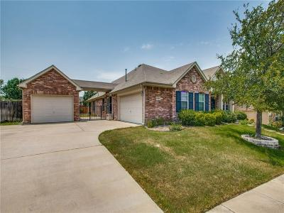North Richland Hills Single Family Home For Sale: 6308 Inverness Drive