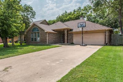 Flower Mound Single Family Home Active Option Contract: 2313 Claremont Court