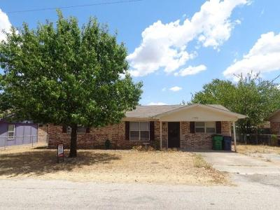 Decatur Single Family Home For Sale: 1002 N Miller Street