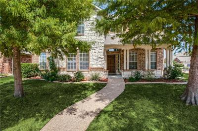 Allen Single Family Home For Sale: 1829 Plum Court
