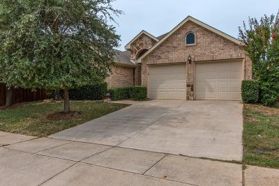 Lake Dallas Single Family Home For Sale: 489 Maverick Drive