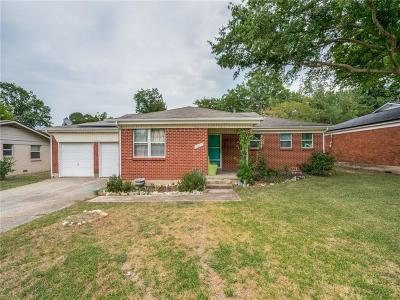 Benbrook Single Family Home For Sale: 1215 Park Center Street