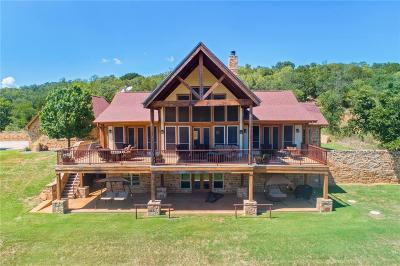 Millsap TX Single Family Home For Sale: $2,285,000
