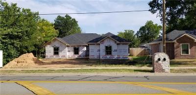 Single Family Home For Sale: 521 E Brockett Street