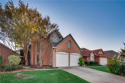 Lewisville Single Family Home For Sale: 926 Plantation Drive