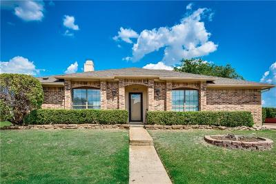Carrollton Single Family Home For Sale: 3100 Glenview
