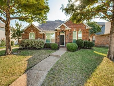 Frisco Single Family Home For Sale: 12531 Daimler Drive