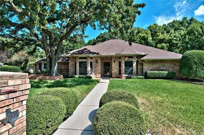 Weatherford Single Family Home For Sale: 1811 Lakewood Drive