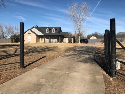 Kaufman Single Family Home For Sale: 7027 S Fm 148