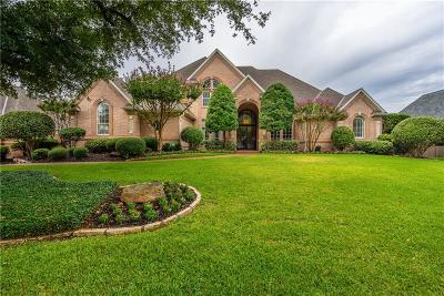 Southlake Single Family Home Active Option Contract: 1485 Bent Trail Circle