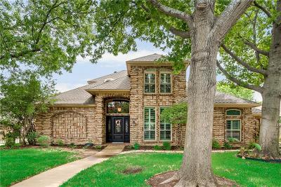 Colleyville Single Family Home For Sale: 3409 Langley Hill Lane
