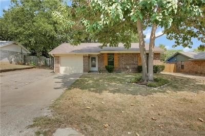Azle Single Family Home For Sale: 249 Lilac Lane