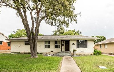 Single Family Home Active Option Contract: 10611 Le Mans Drive