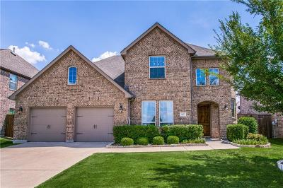 Frisco Single Family Home For Sale: 615 Caveson Drive