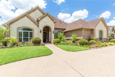 Mansfield Single Family Home Active Option Contract: 3410 Vista Lake Circle