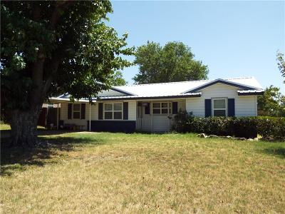 Eastland Single Family Home For Sale: 610 S Dixie Street