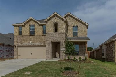 Kennedale Single Family Home For Sale: 1344 Mountain View Lane